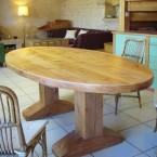 table elliptique