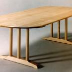 grande table erable 1.10 x 2.50