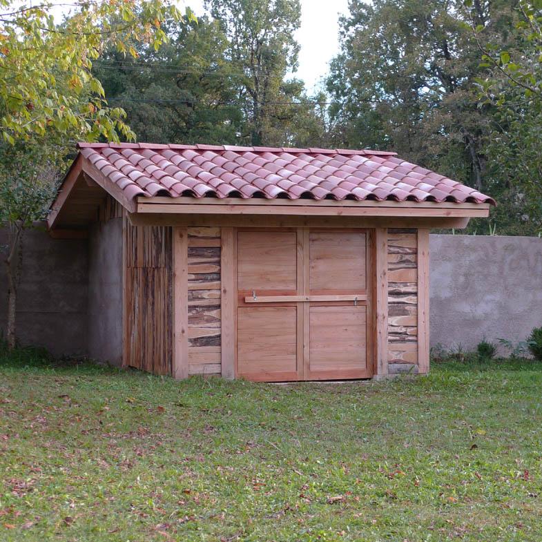 Cabane de jardin atelier hamot - Cabane jardin atelier besancon ...