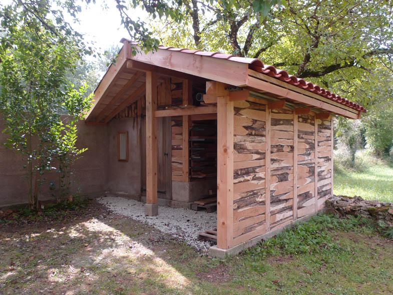 Cabane et abri de jardin atelier hamot - Cabane jardin atelier besancon ...