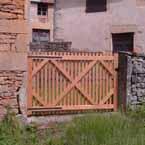 portail de jardin