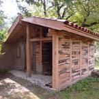cabane et abri de jardin
